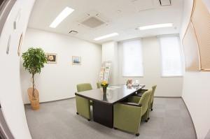 井上晴夫法律事務所相談ルーム2