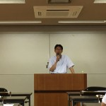 島根県商工会連合会において事業承継について講演いたしました